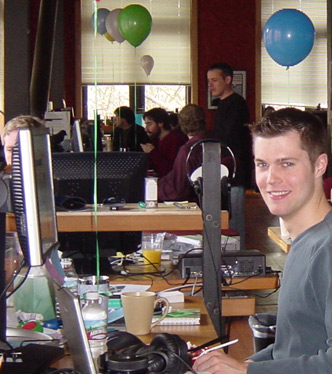 Jobster 2005 launch